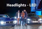 Headlights - LED